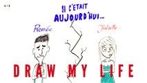 Roméo et Juliette en mode Draw my Life !