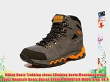 Hiking Boots Trekking shoes Climbing boots Mountaineering Boots Mountain Boots Unisex GUGGEN