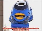 New Balance Minimus Zero v2 Men's Trail Running Shoes Blue/Black/Orange 10 UK