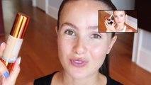 Bronzy Gold Winged Eye Liner | Makeup Tutorial