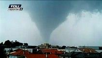 Italie : de violentes tornades et des chutes de grêle frappent la région de Venise