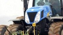 Préparations et semis des betteraves - Preparations and seeding of beets
