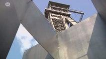 C-Mine fête ses 10 ans avec une expo et un labyrinthe en acier