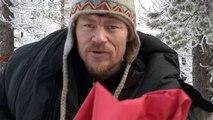 Slik pakker du soveposen ~ Lars Monsen's Tips & Triks (HD)