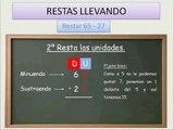 Clase de matemáticas para niños de segundo años de primaria.