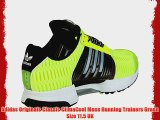 Adidas Originals Classic ClimaCool Mens Running Trainers Green Size 11.5 UK