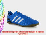 adidas Mens 11Questra TRX Indoor Football Lace Up Trainers Sports Shoes