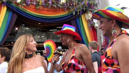 Miami TV España - Madrid Orgullo Gay 2015 Dia 1