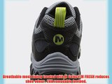 Merrell Rockbit Men's Hiking Shoes Castle Rock/Green J65187 9 UK