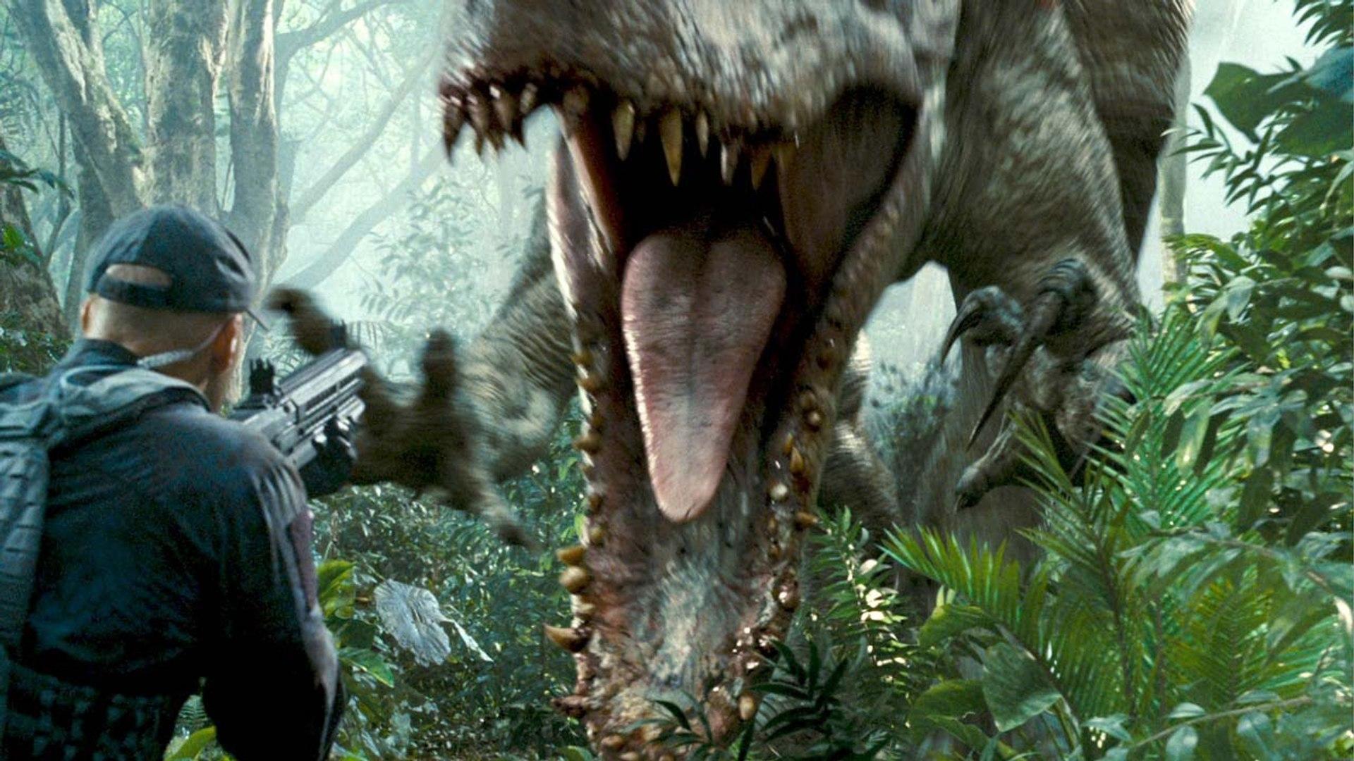 Jurassic World Full Movie 2015 Video Dailymotion