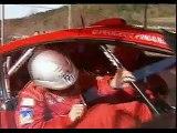Peugeot 307 WRC TESTS AT SAN REMO