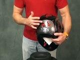 Icon Domain 2 Helmet Review from SportbikeTrackGear.com