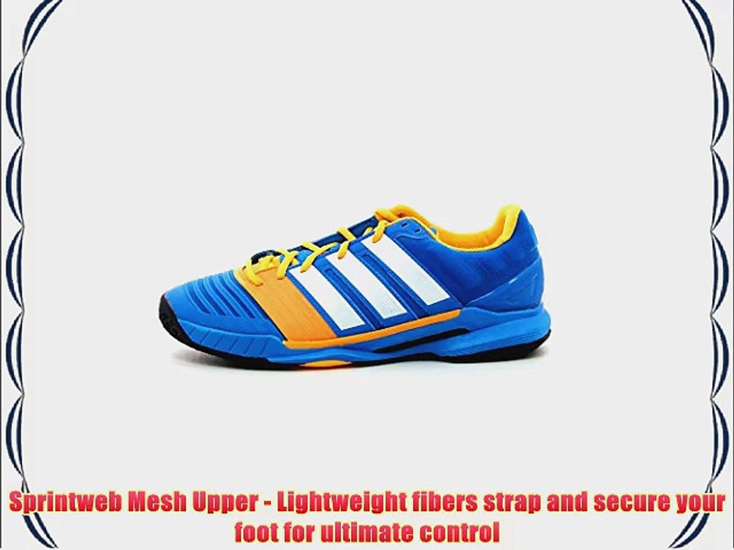 3aaeae0d0249a Adidas Adipower Stabil 11 Court Shoes - 10