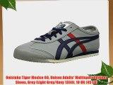 Onistuka Tiger Mexico 66 Unisex Adults' Multisport Outdoor Shoes Grey (Light Grey/Navy 1350)
