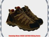 Mens NORTHWEST TERRITORY Waterproof Hiking Walking Outdoor Ankle Trainers Boots