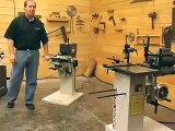 Woodworking - Laguna Tools Mortiser - Platinum Series Hollow Chisel Mortiser