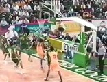 Carmelo Anthony V.S. LeBron James In High School Game