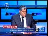 فضيحة شوبير شاب من الثوار يسب احمد شوبير ويترك البرنامج على الهواء