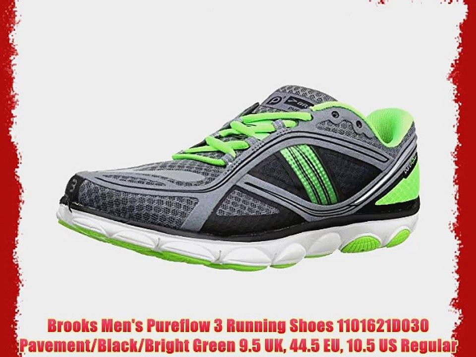Brooks Men's Pureflow 3 Running Shoes