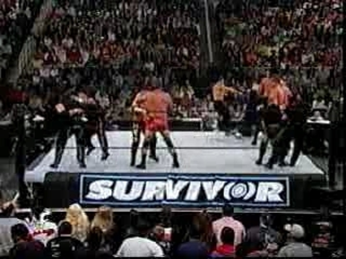 wwf vs ecw battle royal