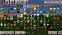 TOO MANY ITEMS MOD in MCPE _ Minecraft PE (Pocket Edition) Mods 0.11.0 _ 0.11.1