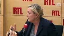 """Marine Le Pen : """"Jean-Marie Le Pen est déconnecté de la réalité du pays"""""""