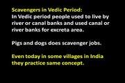 Untouchables Scavengers in India