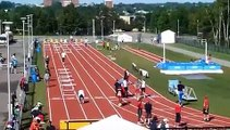 Moncton 2010 World Junior Track and Field | Event Montage July 23, 24