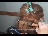 LEÇON DE COIFFURE GRATUIT; Comment travailler des cheveux crépus - trucs et astuces