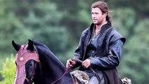 Chris Hemsworth Films 'The Huntsman'