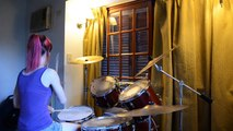 """System of a Down """"Toxicity"""" Drum Cover (by Nea Batera)"""
