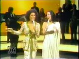 "Cher & Diahann Carroll  ""Ease On Down The Road"""