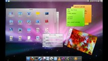 My Linux Desktop - Ubuntu 11.10, KDE 4.7 and Win XP in one ...much better than Windows 8