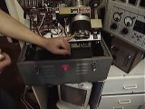 Leevers Rich series E reel to reel tape recorder