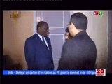 Inde - Sénégal un carton d'invitation au président pour le sommet Inde - Afrique