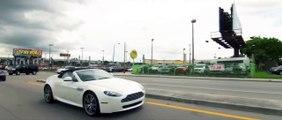 Aston Martin Vantage Beautiful Cars while Driving fast!