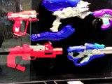 Halo mega bloks Dart/nerf guns ? (Mattel)(Needler)(Magnum)
