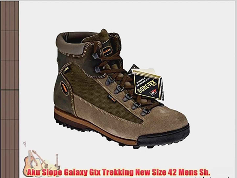 Unisex Adults/' Hiking Shoes AKU Slope Micro GTX