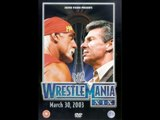 Wrestlemania XIX - Hulk Hogan Vs. Vince McMahon promo theme.