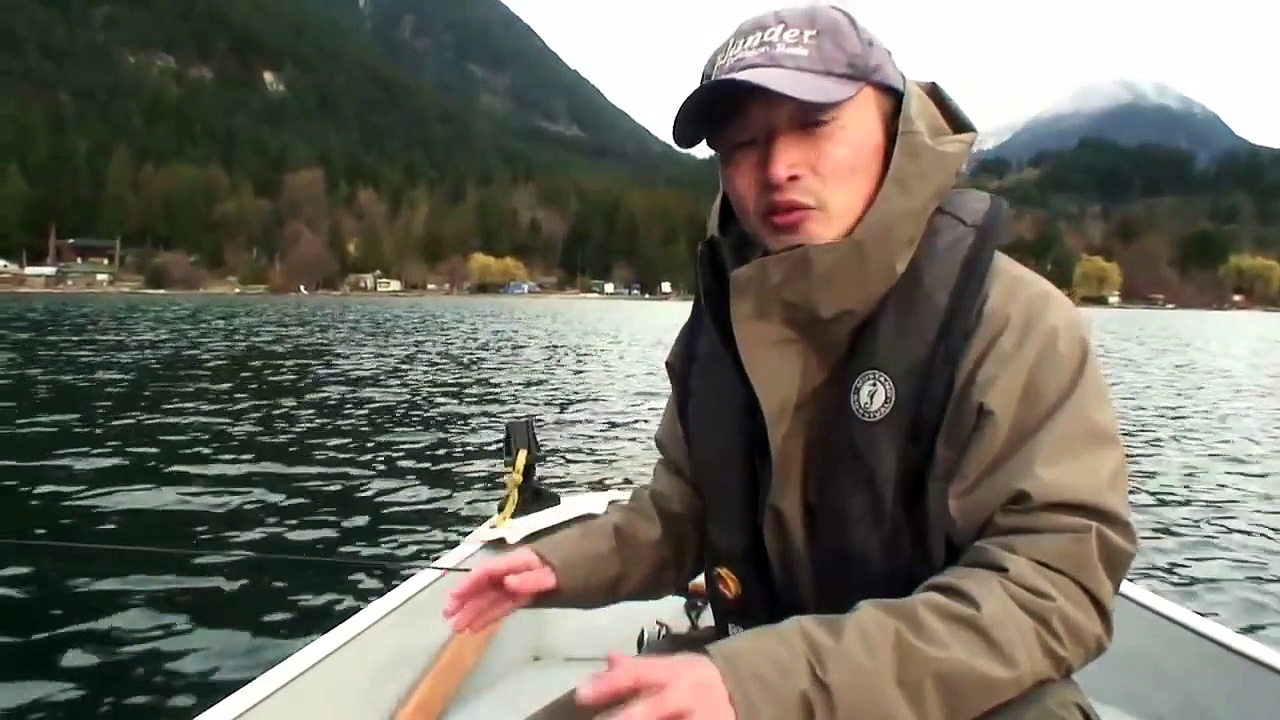 Fishing with Rod: Bottom fishing for kokanee