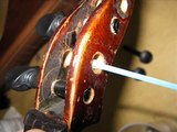 How to Install Schaller Violin Tuning Pegs