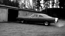 American Muscle Car - 1969 Dodge Charger. [Music: The Doors - L.A. Woman]