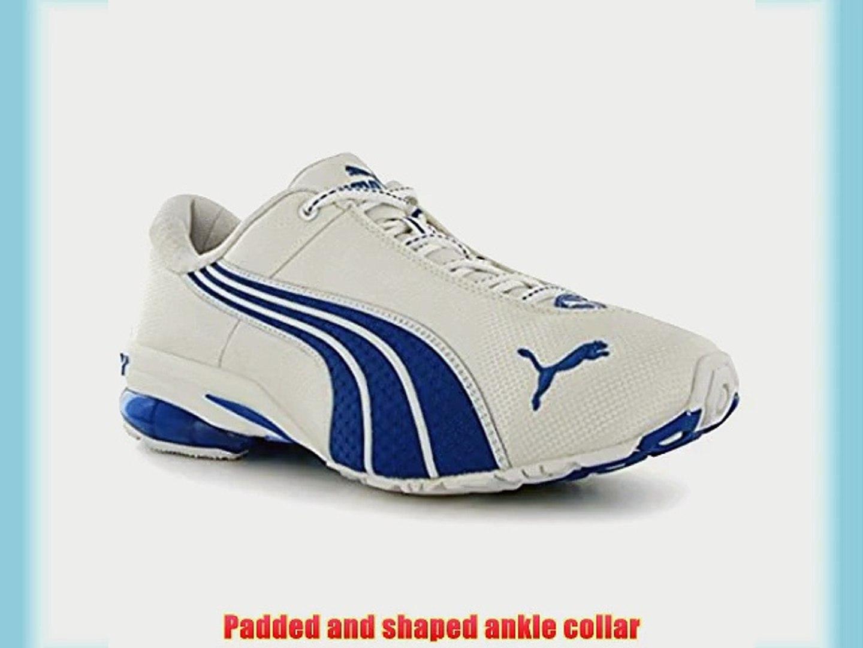 Puma Jago Nylon Sn 33 White/Blue 12 UK UK [Apparel]