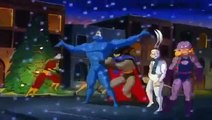 The Tick - The Tick Loves Santa! ENGLISH (S02Ep10) (Cartoon World Channel TV)