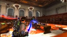 Chasing Cruster and Crusto (Ghostbusters - Xbox 360 - The Library pt. 1)