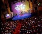 Panchita, Servando y Eloisa. Anecdotas. Teatro Perez Galdos 14-12-08
