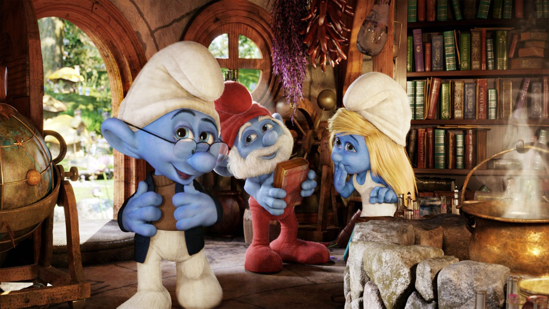 The Smurfs 2 2013 Full Movie Video Dailymotion