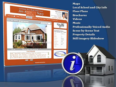 Example of a Brandable Real Estate Marketing Presentation