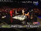 Bboy Battle - River Crews vs T.G. Breakers