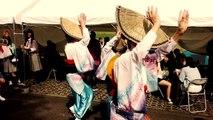 Traditional Japanese dance at International University of Japan (IUJ), Urasa (Niigata) 23rd May 2015